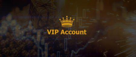 Por que usar a conta VIP Binomo?